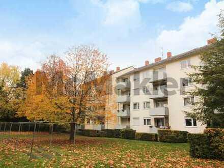 Langfristig und sicher vermietet: 2-Zi.-ETW mit Balkon in Mainz-Hechtsheim