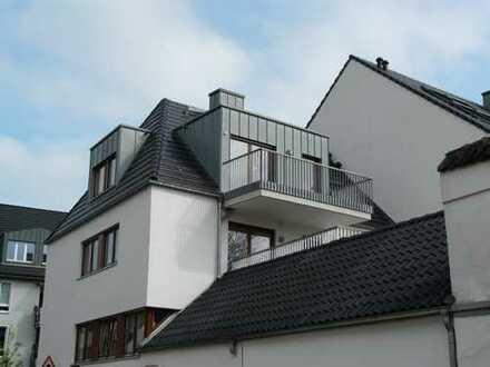 Kaiserswerth - Luxus 5-Zimmer DG-Maisonnette
