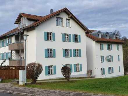 Dachgeschosswohnung in Heimenkirch zu vermieten!
