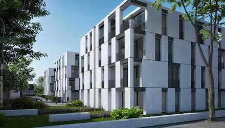 Miete - Große 4 Zimmer-Penthousewohnung in zentraler Lage von Bühl!