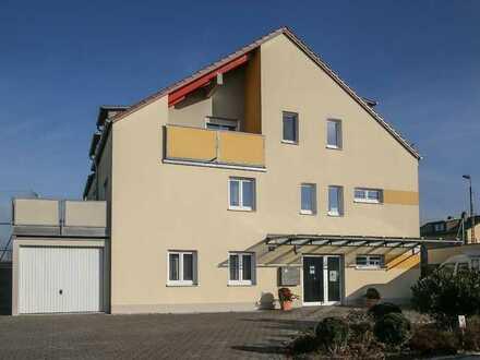 Großzügige 4-Zimmerwohnung mit Balkon in Ringsee!