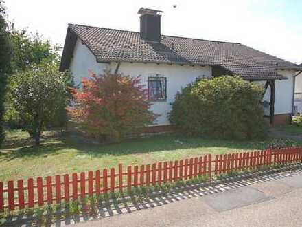 Grosses freistehendes Einfamilienhaus in Erbach