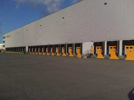 PROVISIONSFREI ! 12.100 m² Rampenlager + 425 bis 1.700 m² Büro ab sofort