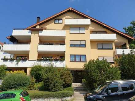 2-Zimmer-Wohnung inkl. EBK in bevorzugter Wohnlage!