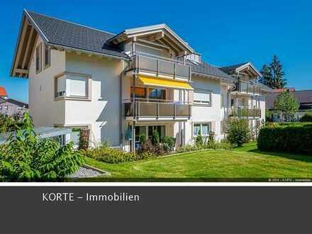 Exklusives Wohnen mit schönem Panorama-Bergblick in Bestlage von Oberstaufen!