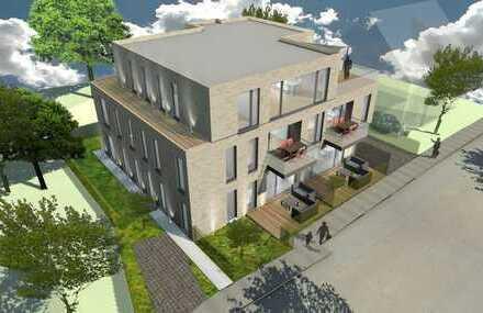 Moderne 3-Zimmer Erdgeschosswohnung mit eigenem Garten (Nähe Dobben)