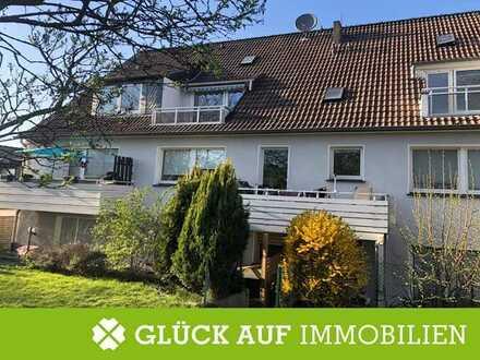 Vermietete Eigentumswohnung mit Garten in Essen Burgaltendorf