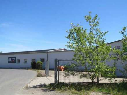 KLASSE- ca. 155 m²- GE- 100 m ² Lager m.Rolltor & 55m² BÜRO & Sozial- EBENERDIG im Plauener Norden