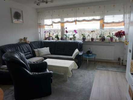 sanierte (barrierefreie) Wohnung mit Weitblick in Horkheim