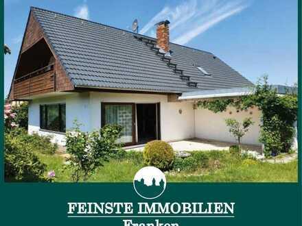 FIF - freistehendes schönes EFH mit neuem Dach und Heizung in Begehrter Lage sucht neue Eigentümer.