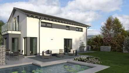 Mit Eigenleistung ins eigene Haus. Ausbauhaus mit allen Materialpaketen zum Aktionspreis!