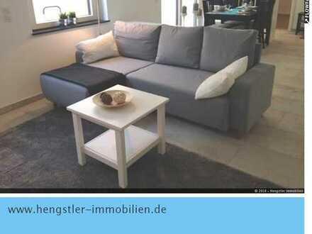 Sehr schöne, voll möblierte 2-Zi.-ELWhg. in Aichtal-Aich/Rudolfshöhe inkl. WLAN