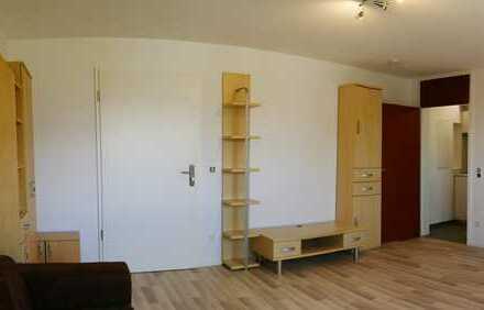 Ideal für Wochenendpendler möblierte 1-Zimmer-Wohnung (ELW) in Weissach