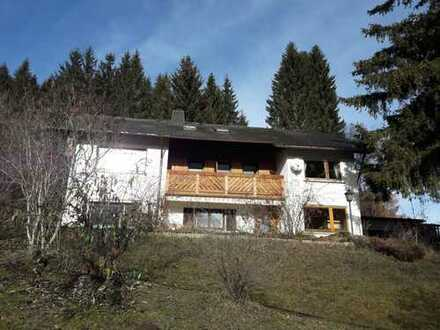 Reserviert: Möblierte 3-Zimmer-Wohnung mit Balkon und Einbauküche in Feldberg-Falkau