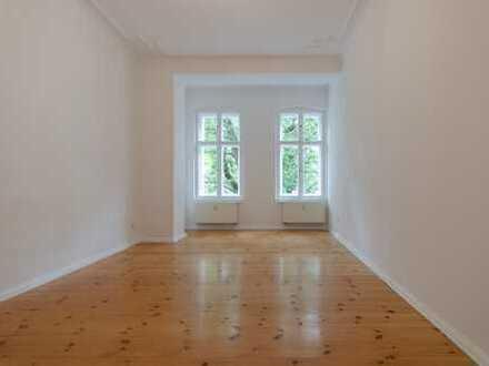 Florakiez - klassische 2 Zimmer Altbauwohnung mit Balkon