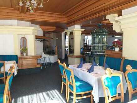Romantisches Restaurant mit erstklassiger Rendite