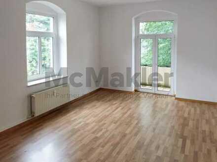 Renovierte Altbauwohnung in Top-Lage: 3-Zi.-ETW mit Balkon in Dresden-Striesen!