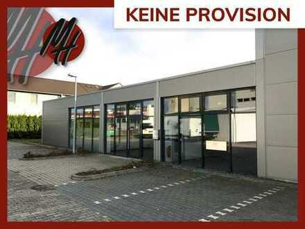 PROVISIONSFREI! TOP-Lager-/Produktionsflächen (1.100 qm) & Büroflächen (200 qm) zu vermieten