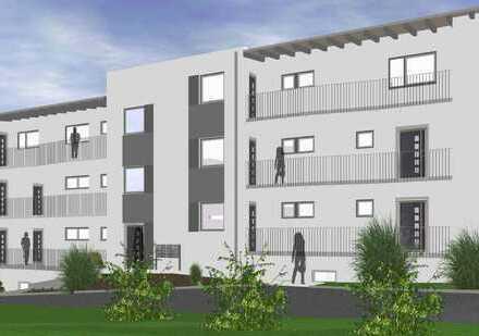 ETW 13 * Großzügige 3-Zi.-Neubauwohnung mit Balkon in Toplage