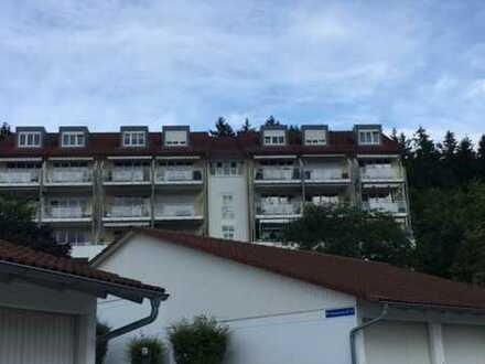Gepflegte 2-Raum-Maisonette-Wohnung mit Balkon und Einbauküche in Tuttlingen