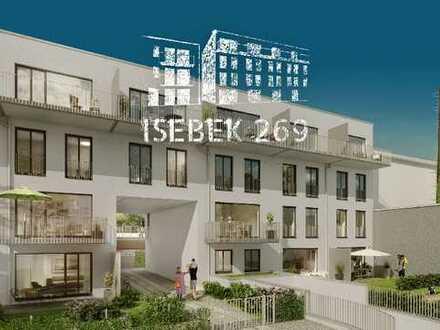 Charmante 2-Zimmer Wohnung mit S/W- Balkon.