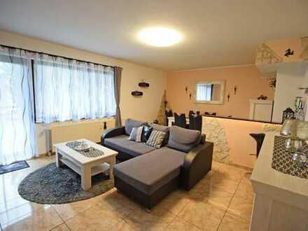 Gepflegte Souterrain-Wohnung in Cronenberg