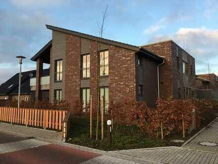 Neuwertige 3-Zimmer-Wohnung mit Balkon und hochwertiger Einbauküche in Wiefelstede