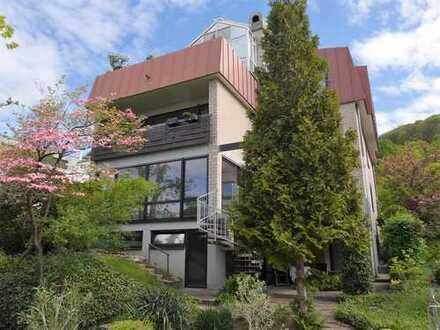 Schick Wohnen in Vogelsang-Villa: 3,5-ZW im EG mit zusätzlichem Gartenzimmer