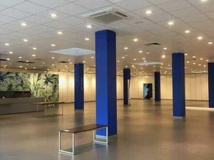 Einzelhandelsfläche in Fachmarktzentrum mit Erweiterungsoption