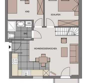 Erstbezug mit Einbauküche und Balkon: exklusive 4-Zimmer-Wohnung in Bremen