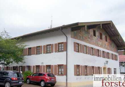 Kompaktes 1-Zi.-Appartement im 1.OG mit Duschbad in Unterammergau!