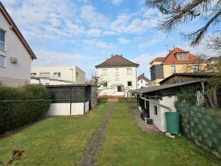 SCHWIND IMMOBILIEN - bezugsfreies Ein- bis Zweifamilienhaus mit traumhaftem Garten