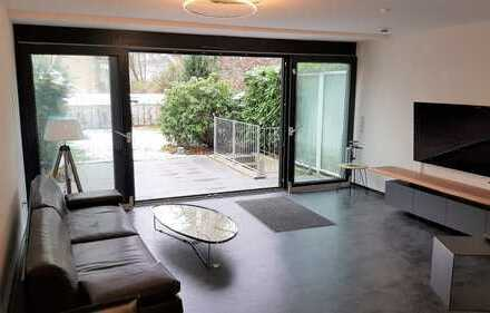 Luxuriös saniertes Einfamilienhaus in begehrter ruhiger Wohnlage von Laim