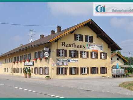 RESERVIERT GI** Gaststätte mit Pension direkt in Maitenbeth