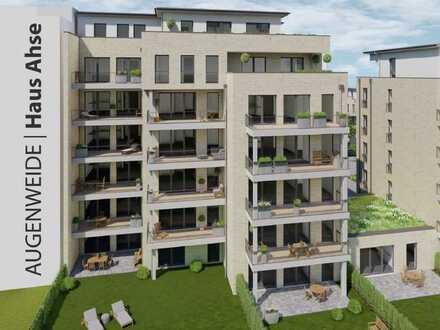 Neubau: Großzügige Eigentumswohnung in Hamm-Osten