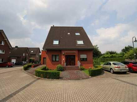 Korschenbroich + 5-Zimmer Maisonette-Wohnung + ca. 146 m² + 1. und 2.OG + 1998 + Garage