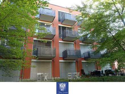 Wunderschöne Singlewohnung mit Terrasse, Fußbodenheizung und Parkett!