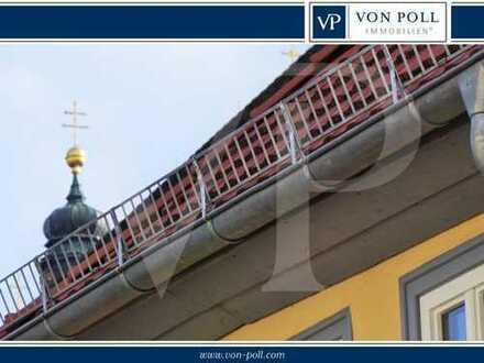 Brutto-Rendite ca. 5,0%: 4-Parteienhaus mit angrenzendem Baugrundstück, Nähe Dom