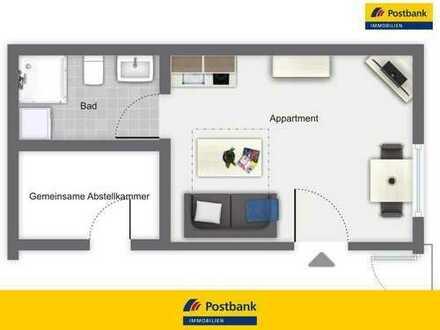1-Zimmerwohnung mit kleiner Terrasse in TÜ-Unterjesingen