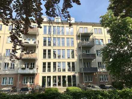 Kapitalanlage statt Minuszins! Moderne Maisonettewohnung in der Dresdner Altstadt!