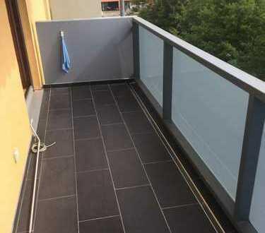 Möbliertes WG-Zimmer, 12qm, mit Balkonzugang, München Milbertshofen-Am-Hart