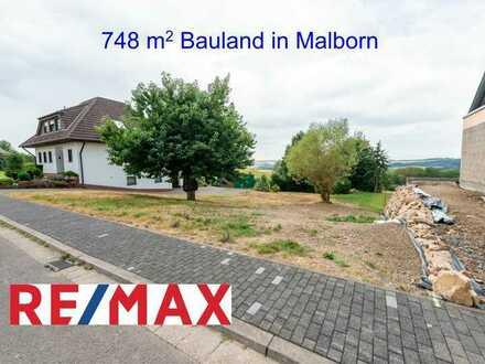 Ihre neue und Natur-verbundene Adresse Im Wiesengrund 29 in Malborn