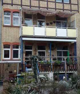 Vollständig renovierte 3-Zimmer-Wohnung mit Balkon in Ludwigshafen am Rhein