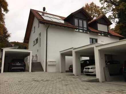 Schöne geräumige Souterrain-Wohnung - Voraussetzung ist ein gültiger Wohnberechtigungsschein