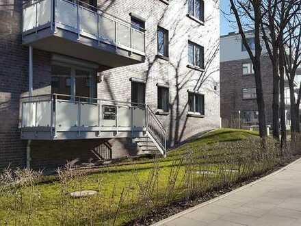 Moderne Erdgeschosswohnung in zentraler Lage von Hamburg-Wilstorf!