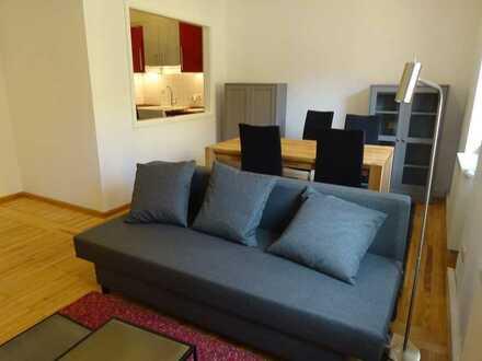 Hochwertig möblierte 2-Zimmer Wohnung in Peter/Altstadt nahe Fachhochschule/Uni