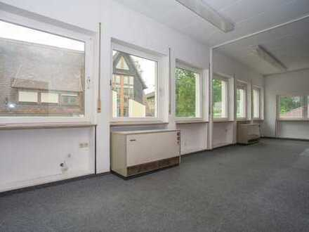 Büroräume Nähe Ohmplatz - große Lagerflächen optional - nur 1 Monatsmiete Provision