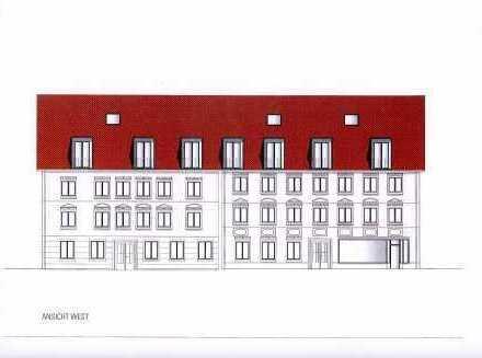 WOHN- UND GESCHÄFTSHAUS Donaueschingen-Citylage Stylische 3,5-Zimmer- Maisonette-Wohnung