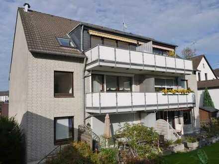 Schöne 3-Zimmer Etagenwohnung in ruhiger Lage von Solingen-Wald