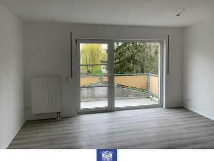 Reizvolle Singlewohnung mit Balkon in gepflegter Wohnlage in Bischofswerda!